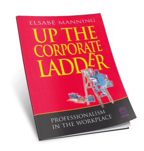 Up The Corporate Ladder by Elsabé Manning